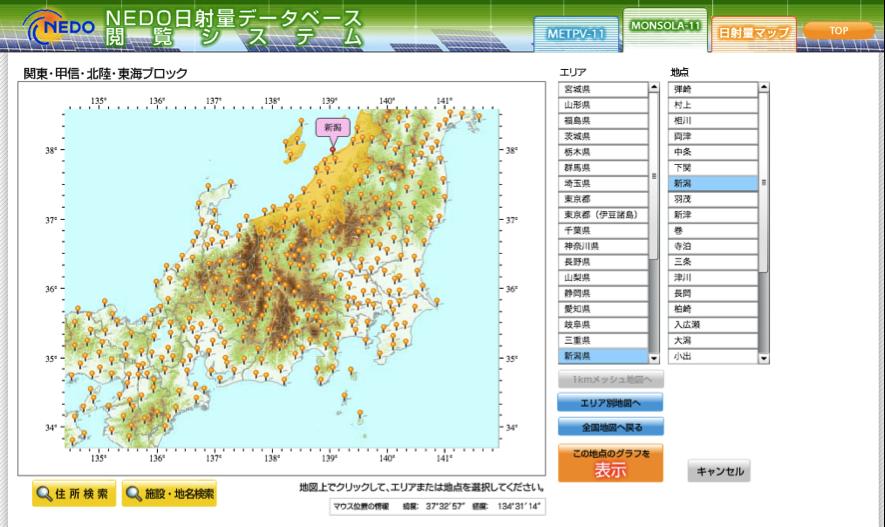 太陽光発電量シミュレーション3