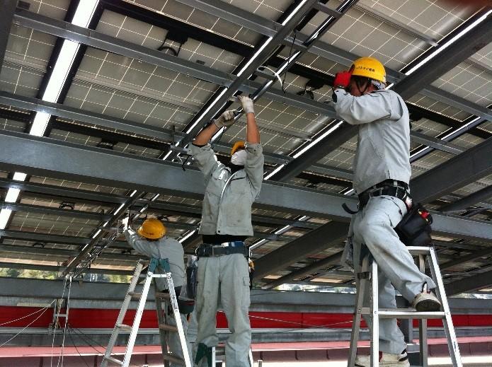電気工事工の画像
