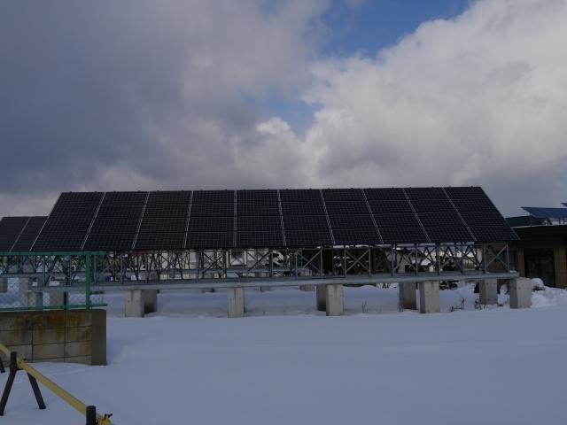 2、太陽光パネルは年々劣化していく